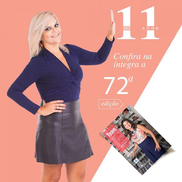 Revista Team 72ª Edição