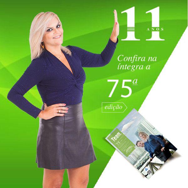 Revista Team 75º Edição