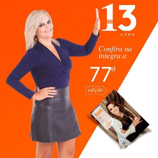 Revista Team 78 edição