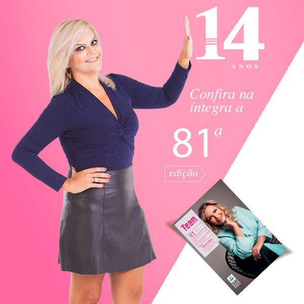 Revista Team 81 Edição