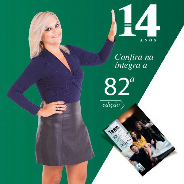 Revista Team 82 edição