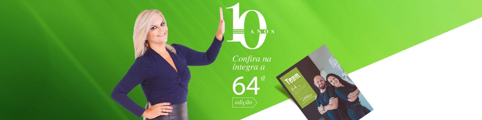 Revista Team 64º edição