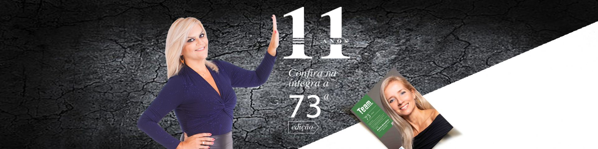 Revista Team 73ª
